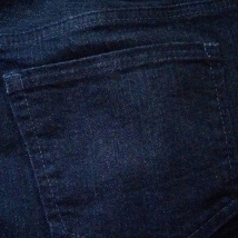 Back Pocket with WB Leather Patch