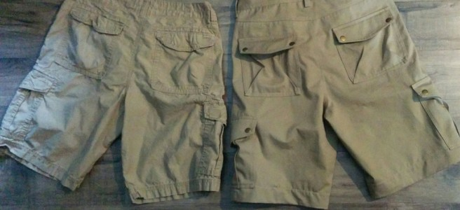 Pattern drafting sew a button on your underware completed tommys cargo shorts saboyo style malvernweather Gallery
