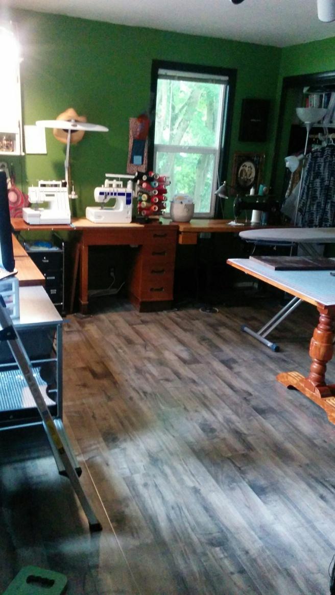 I LOOOOVE my studio!